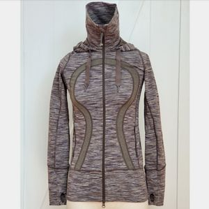 Lululemon Athletica Spacedye Stride Jacket